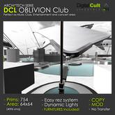 *** DCL OBLIVION Club - disco - concerts area