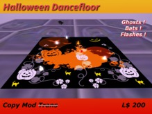 Halloween Dance Floor