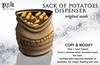 PPK Sack of Potatoes dispenser 2.0 Mesh