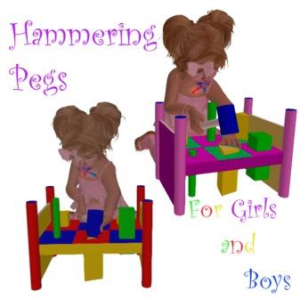 ~~ * Hammering Blocks *~~ (boxed)