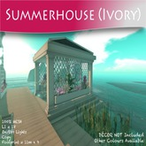 Moco Emporium ~ IVORY MESH Summerhouse Pack Copiable + lights v1