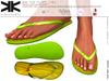 (69) sixtynine flip flops (15) :: {kokoia}