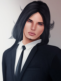 ~Tableau Vivant~ Low hair - Gents - Winter
