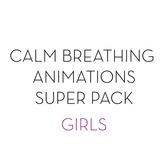Breathing animations super pack - Girls