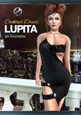 SHEY - Lupita Cocktail Dress  ( 20 Textures )