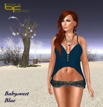 Babele Fashion :: BabySweet Blue
