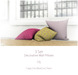 3 set wall pillow