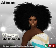 Aibeat *Taya* jetblack