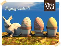 Vase Easter ♥ CHEZ MOI