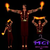 Mystic Fire Eater