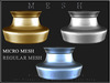 T-3D Creations [ For Jewelry 020 ]  Micro and Regular MESH - Full Perm -