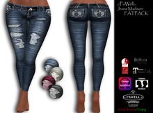 .::PaWell::. Jeans Madison Fatpack V4  (Wear)