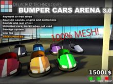 Bumper cars Arena - Delacruz Technologies
