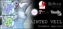 [White~Widow] The Painted Veil GP - MeshBody Appliers *wear me*