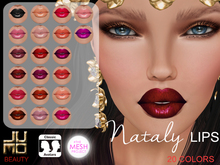 .:JUMO:. Nataly Lips - The Mesh Project