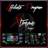 Xtreme Designs Affiliate Vendors (20%)