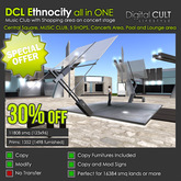 *** DCL Ethnocity all in ONE - Music Club, 5 shops,