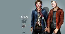 DISCOUNT %40 [MSN Design] - Jack Leather Jacket [FATPACK]