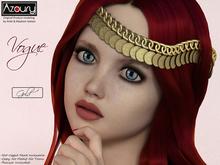 AZOURY - Vogue Head Accessorie (Gold)