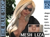 LIZA Complete MESH avatar NEW!