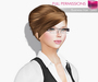 Full Perm MI Mesh Business Hair - Julia