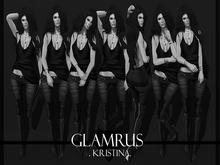 .GlamRus. Kristina Poses