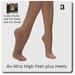 Blackburns Av-Xtra High Feet plus Black & White Heels
