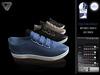 BLACK FRIDAY SALE - ILLI - [SLink,MeshProject Men] Tadeu Spring Sneaker (HUD Driven)