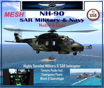 NH-90 Military S&R