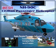 NH-90C Passenger Helicopter