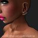 Earring Ear-jacket Dt50 Gold         -RYCA-