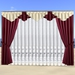 Stage curtain 001