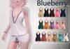 Blueberry Reignberry - Maitreya / Belleza / Slink - Fat Pack