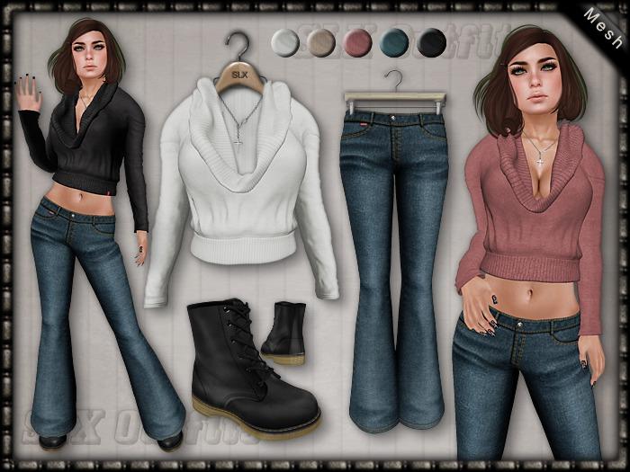 SLX Outfit Blast [DEMO]