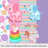Pat A Kake FP Baby Wallpapers & Cutouts