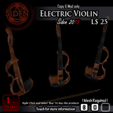 Electric Violin 'Mod copy only' (BOX)