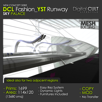 *** DCL Fashion_YST Runway