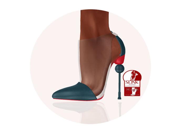 Story - Soc Shoes Twilight (Slink High)