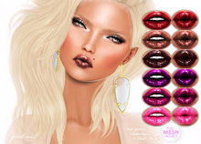 Pink Acid Dolly Dolly Lip Gloss V3 + TMP & Loud Mouth App 6 Pack