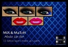 ~ SensationS ~ Mix & Match Make Up Set