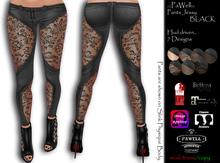 .::PaWell::. Pants Jessy Black (Wear)