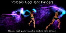 **CC** - Volcano God (Hand Dancer Set)