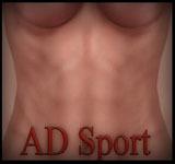 AD Sport - FEMALE Muscle Creator Kit