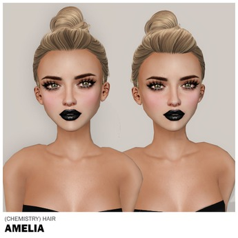 (Chemistry) Hair - Amelia - HUD.1