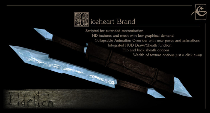 .Eldritch. Iceheart Brand