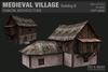 :Fanatik Architecture: MEDIEVAL VILLAGE B
