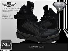Sneakers Black -(NIRAMYTH) - AESTHETIC