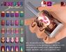 Slink nails jewelsgold