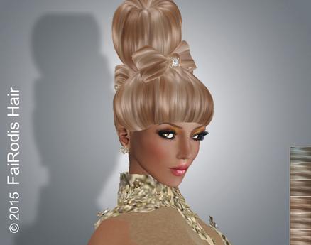 FaiRodis April hair blonde-brond 2 _WITH_SURPRISE