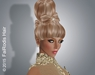 FaiRodis Hair decoration for April hairstyle gold DEMO